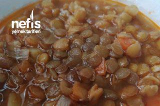 Yeşil Mercimek Çorbası (Kara Şimşek) Tarifi