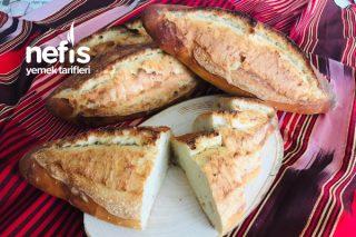 Akşam Yoğur Sabah Pişir Somun Ekmek Tarifi