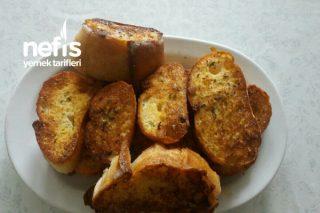 Bayat Ekmekleri Çöpe Atmaya Son Tarifi