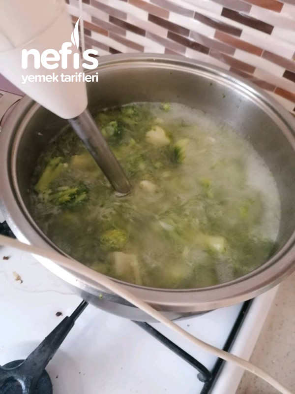 Brokoli Çorbası DENEYEN VAZGEÇEMİYORRR