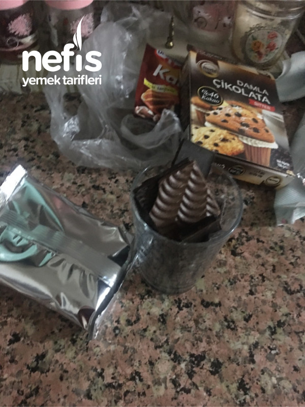Chocolate  Mousse (Çikolata Krizcilerine)