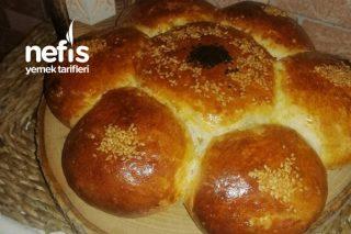 Çicek Ekmek Tarifi
