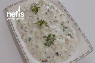 Dereotlu Kereviz Salatası Tarifi
