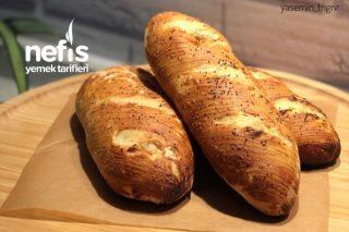 Dışı Çıtır İçi Yumoş Ekmek Tarifi