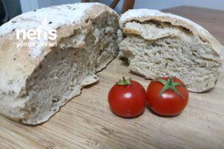 Keten Tohumlu Ev Ekmeği Tarifi