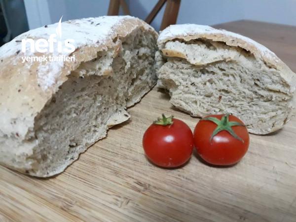 Keten Tohumlu Ev Ekmeği