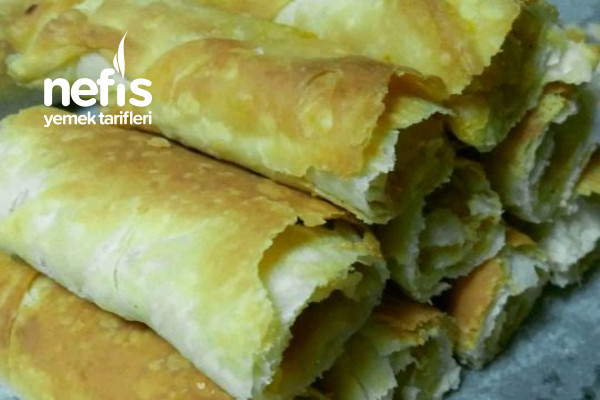 Kol Böreği (Ispanaklı,Patatesli)