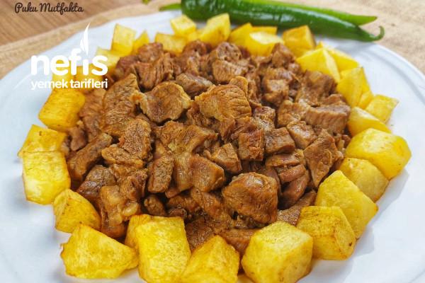 Lokum Kıvamında Tas Kebabı (Lokanta Usulü) Tarifi