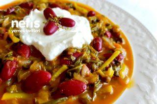 Meksika Fasülyeli Semizotu Yemeği Tarifi