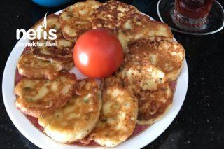 Peynirli Pankek (Çook Leziz Ve Pratik Tam Ölçü) Tarifi