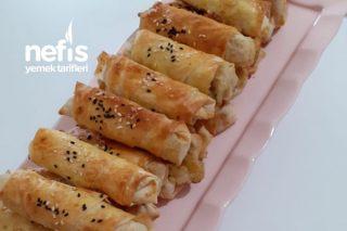 Sırrı Sosunda Patatesli Börek Tarifi