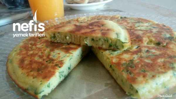 5 Dakikada Hazırlanan Kahvaltı Böreği