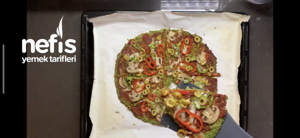 Brokoli Pizzası