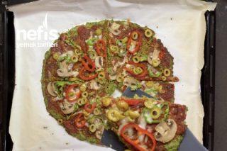 Brokoli Pizzası Tarifi