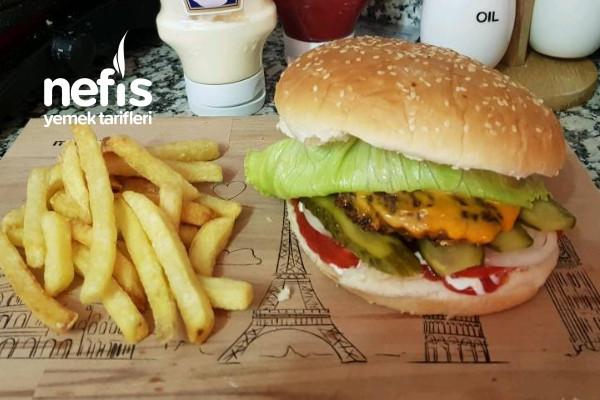 Büyük Hamburger Tarifi