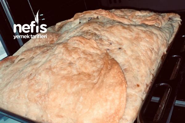 Ebru'nun Kıymalı Böreği ️ Tarifi