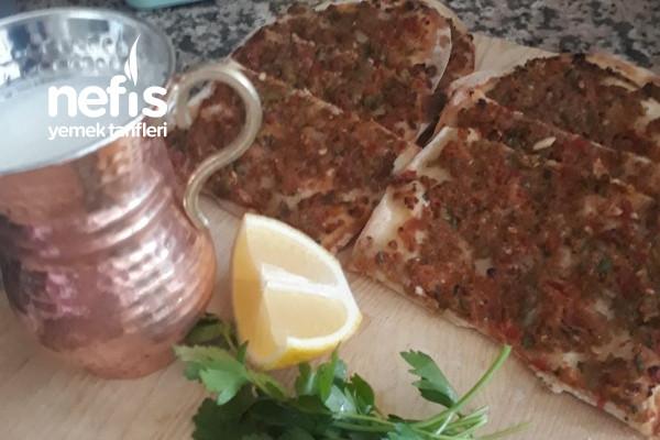 Etli Ekmek (Konya) Tarifi