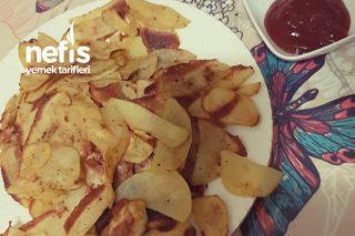 Fırında Patates Cips (Lays) Tarifi