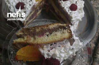 Frambuazlı Hazır Kek Tarifi