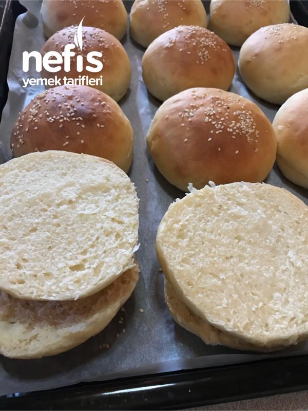 Hammurger Ekmeği Tarifi