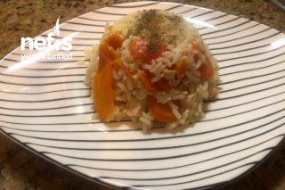 Havuçlu Tavuklu Pirinç Pilavı Tarifi