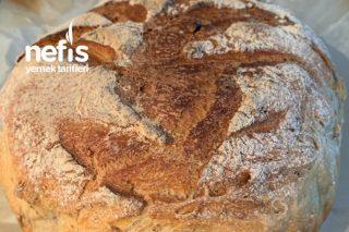 İnstant Mayalı Köy Ekmeği Tarifi