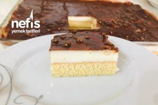 Lezzeti ve Kıvamı Harika Pasta Tadında Harika Bir Lezzet Tarifi