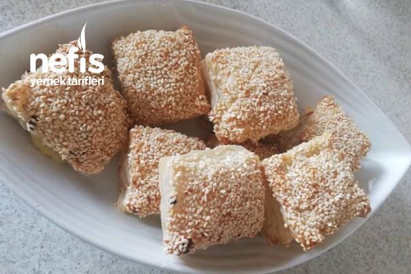 Milföyden Mini Börek Tarifi