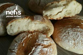 Mini Ekmek (Dışı Çıtır Çıtır İçi Yumuşacık) Tarifi