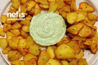 Sağlıklı Patates Kızartması (Fırında) Tarifi