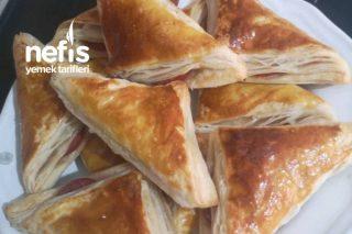 Sucuklu Milföy Böreği (Aşırı Pratik) Tarifi