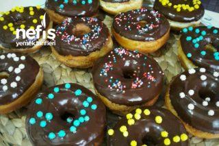 Tam Kıvamında Donut Tarifi
