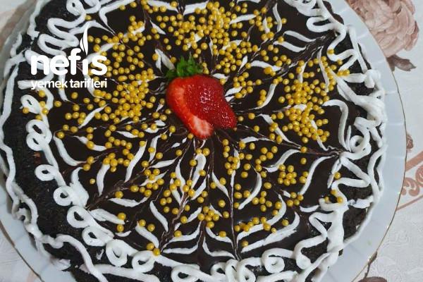 Tart Kalıbına Ağlayan Pasta Tarifi