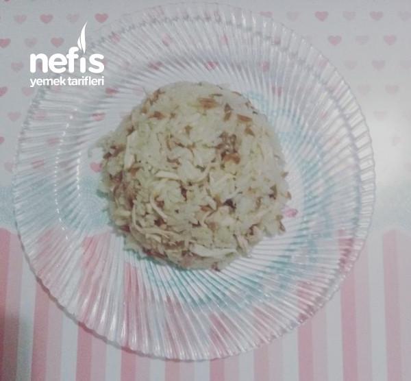 Tavuklu Pirinç Pilavı