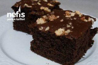 Tereyağlı Çikolatalı Yumuşacık Kek Tarifi