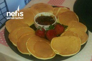 Yumoş Pancake Tarifi