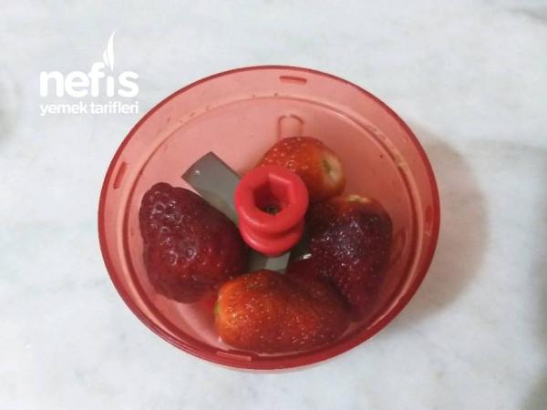 5 Dakikada Meyveli Yoğurt