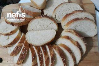 Bereketli Tost Ve Baget Ekmeği (55 Dilim Ekmek) Tarifi