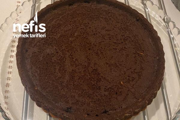 Çikolata Soslu Tart Kek