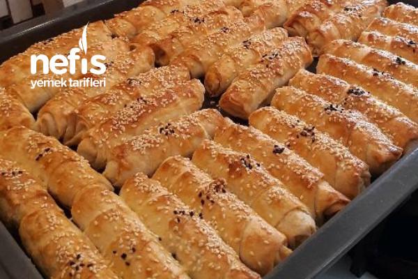 Çıtır Börek (Patatesli) Tarifi