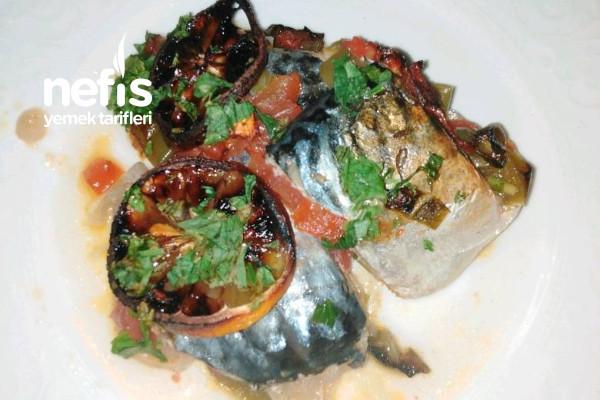 Fırında Ekşili Balık Yemeği Tarifi