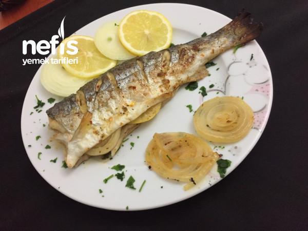 Fırında soslu  Balık (Efsane)
