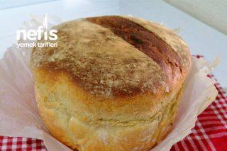 Güveçte Mis Gibi Köy Ekmeği Nasıl Yapılır? (Videolu)