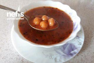 Misket Çorbası (Kıymasız) Tarifi