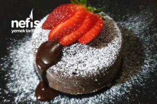 Muhteşem Nefis Çikolatalı Sufle (Tam Ölçülü) Tarifi