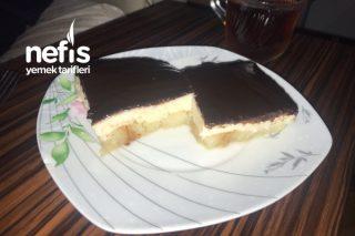 Pratik Sütlü Tatlı Çikolata Soslu Etimek (Videolu) Tarifi