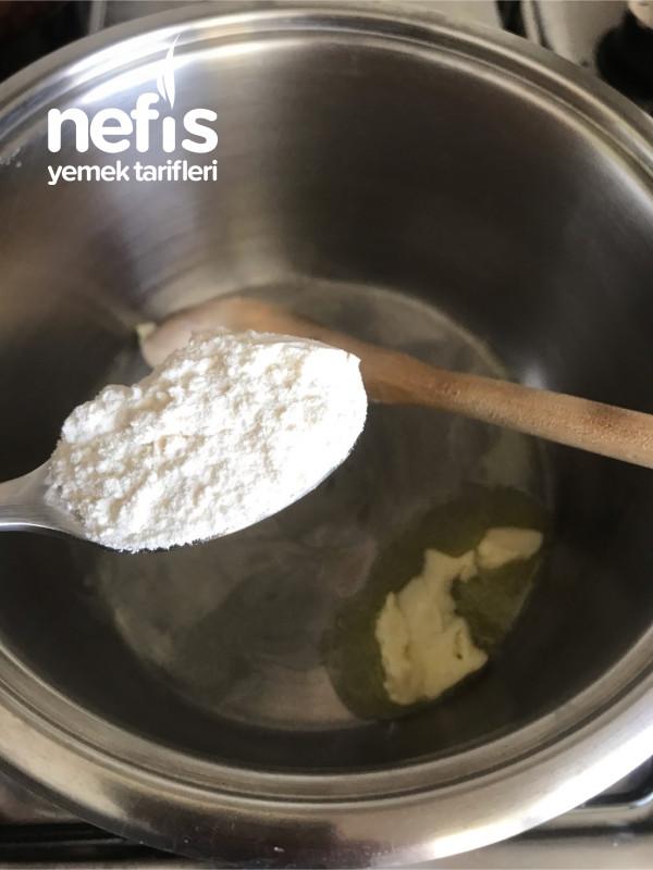 Sebzeli Süt Çorbası 12+
