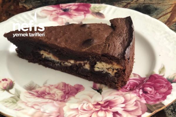 Beyaz Çikolatalı Browni Tarifi