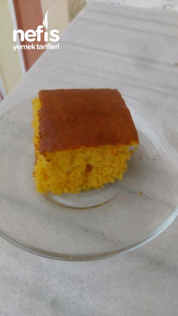 Kabak Tatlisindan Kek