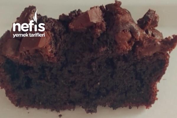 Kabak Ve Çikolatalı Kek (Chocolate Zucchini Bread)